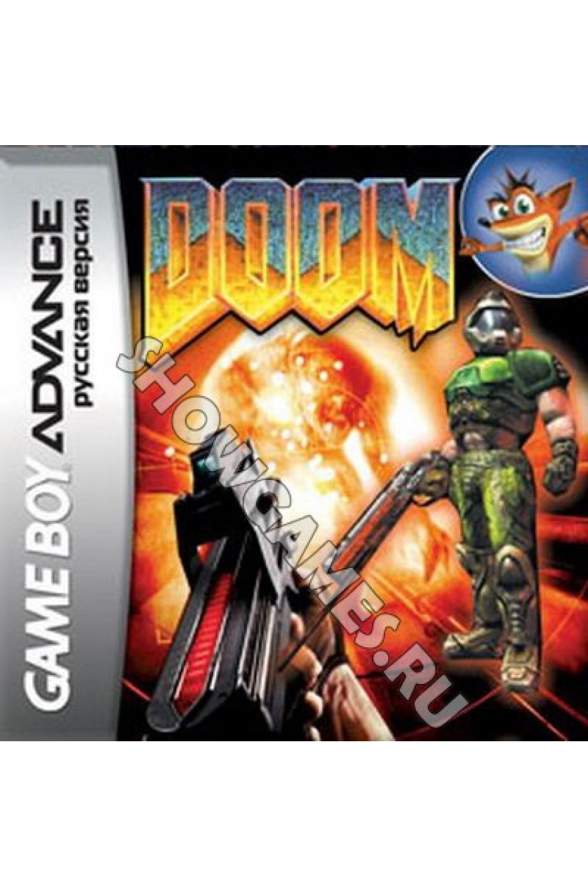 Doom (Русская версия) [Game Boy]