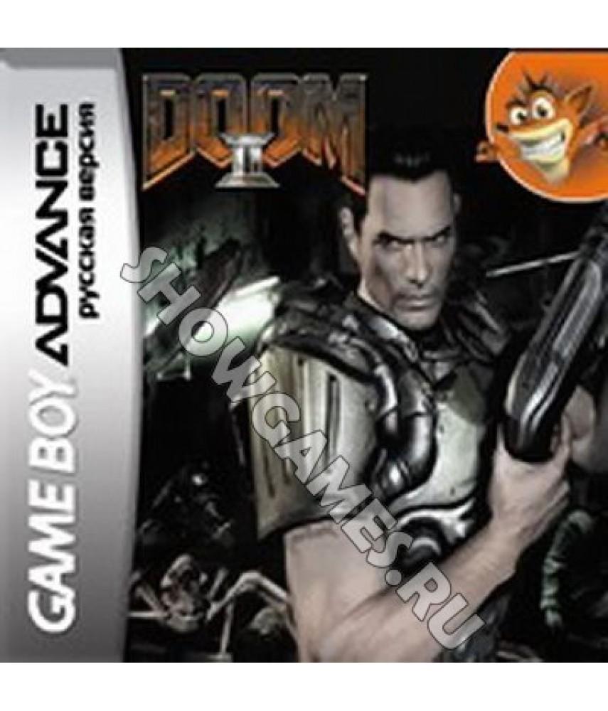 Doom 2 [Game Boy]