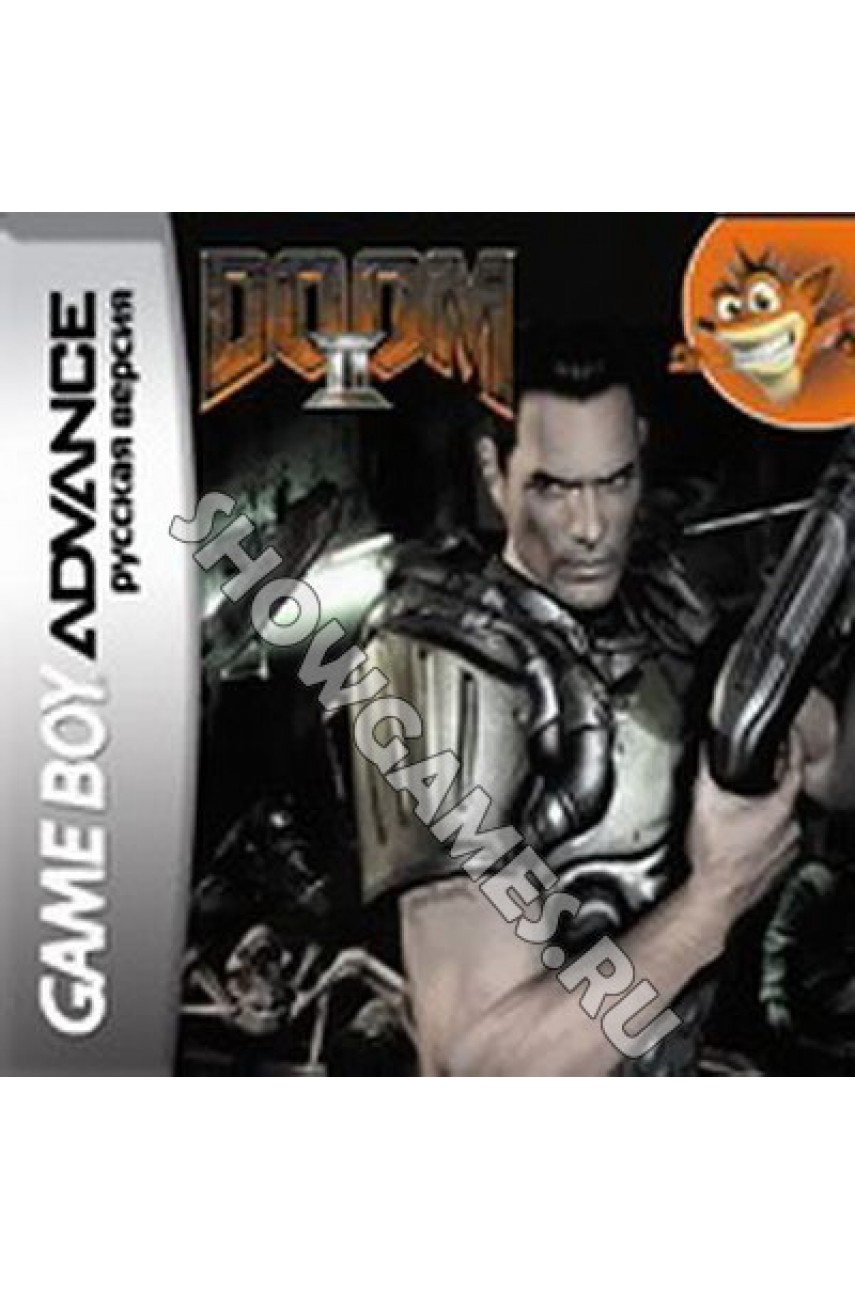 Doom 2 [Game Boy]
