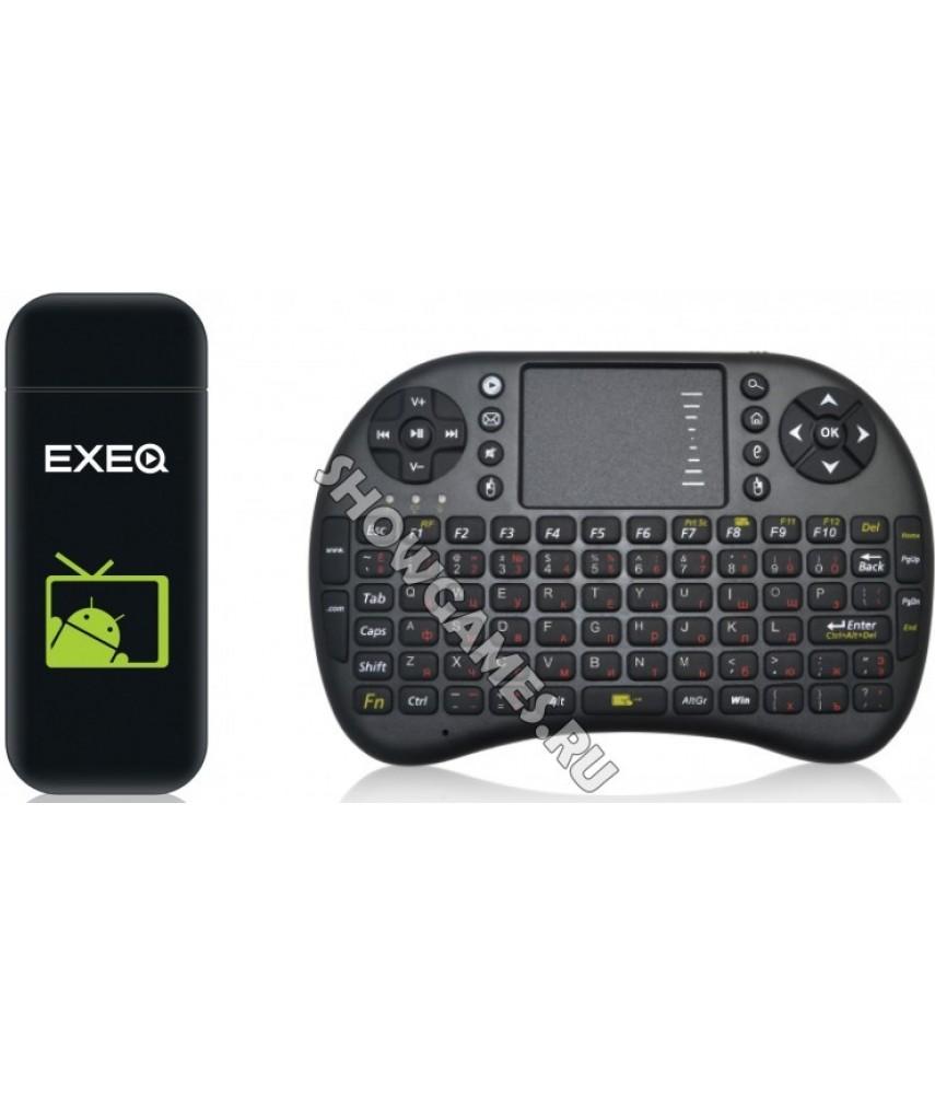EXEQ DQ20 - Андроид мини ПК