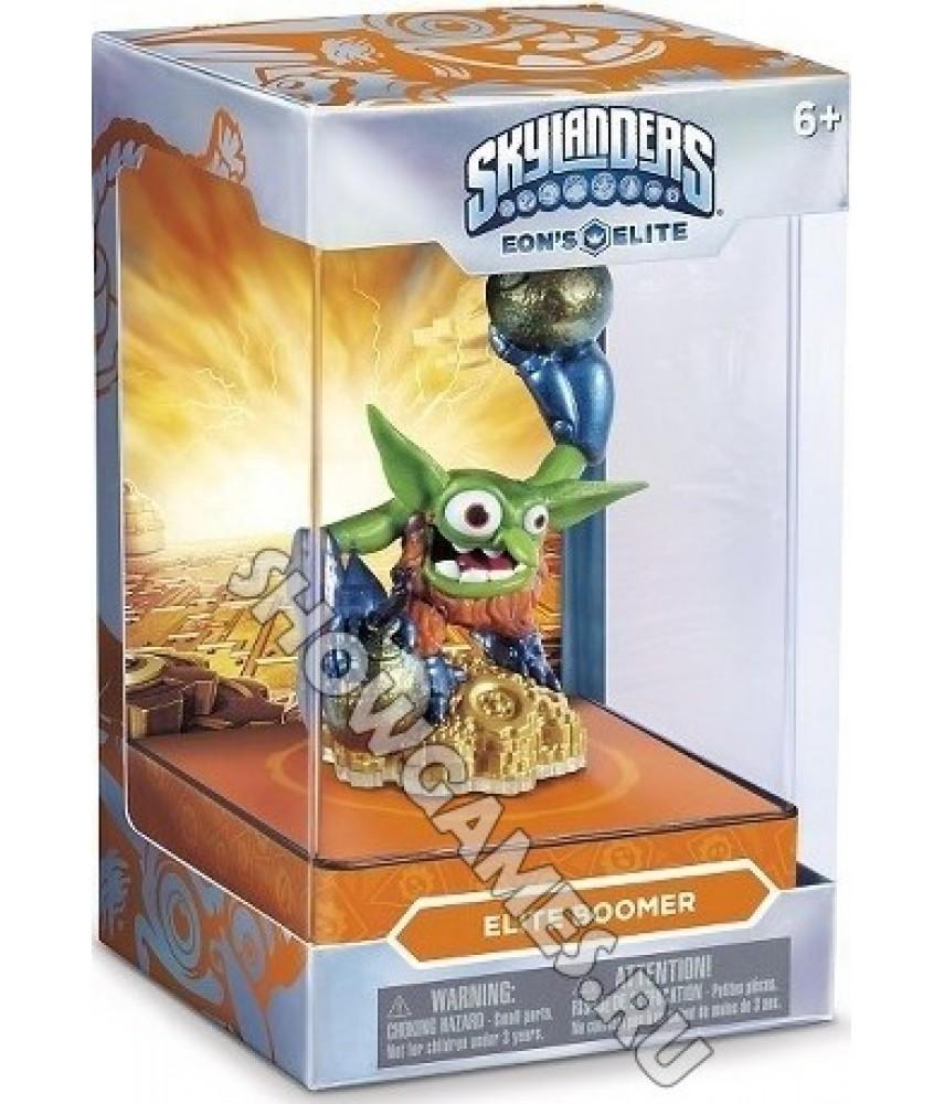 Skylanders SuperChargers. Фигурка Elite Boomer [Серия Элит]