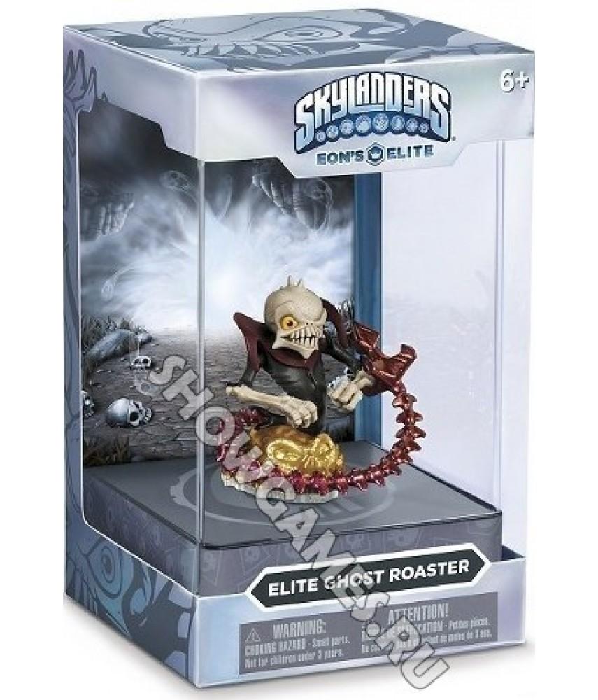 Skylanders SuperChargers. Фигурка Elite Ghost Roaster [Серия Элит]