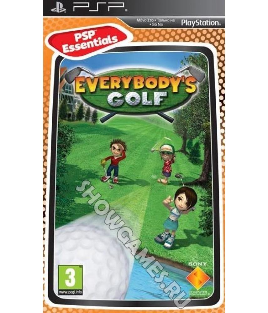 Everybody's Golf [PSP]