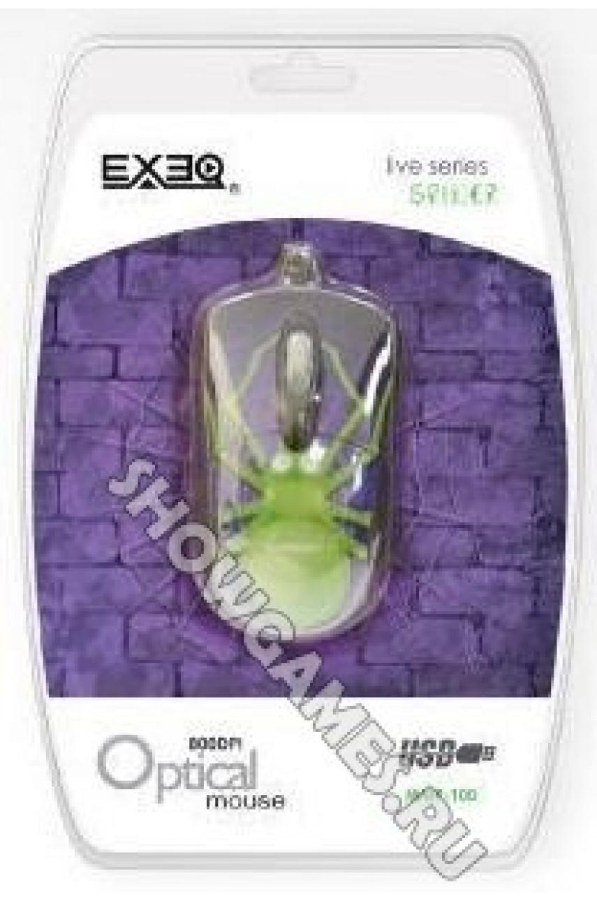 Мышь проводная EXEQ MMP-100 Паук