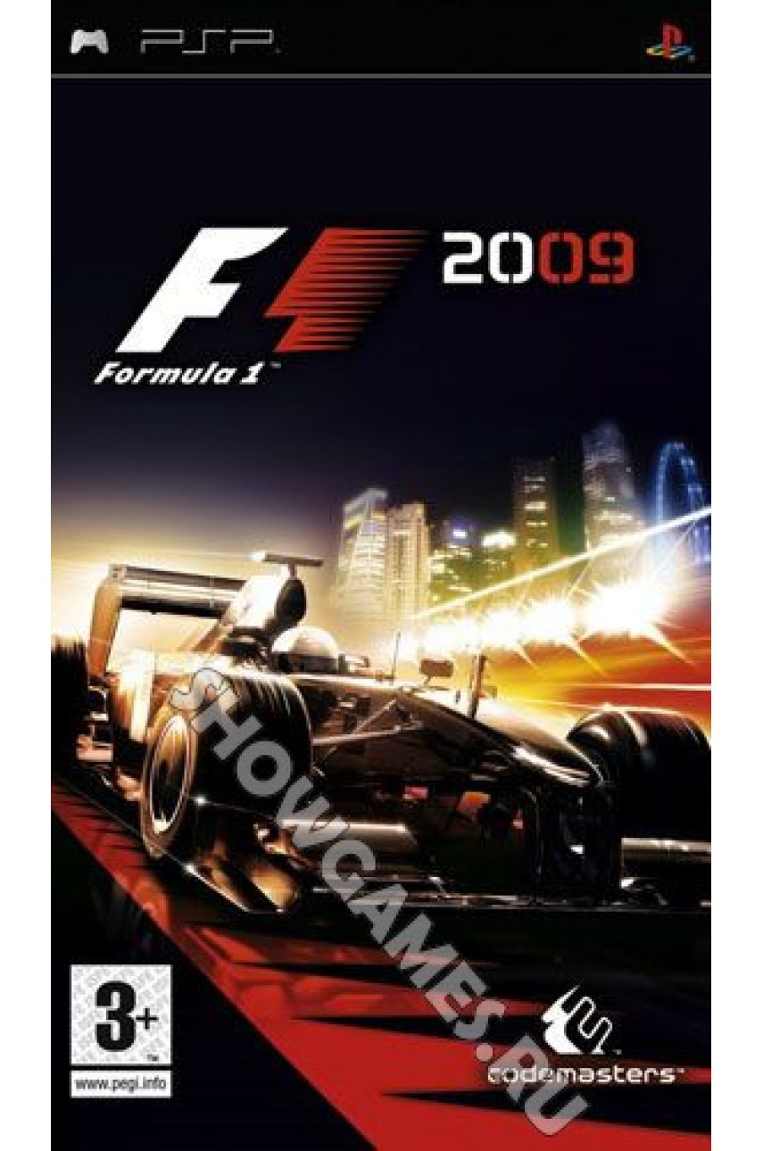 F1 2009 (Formula One) [PSP]