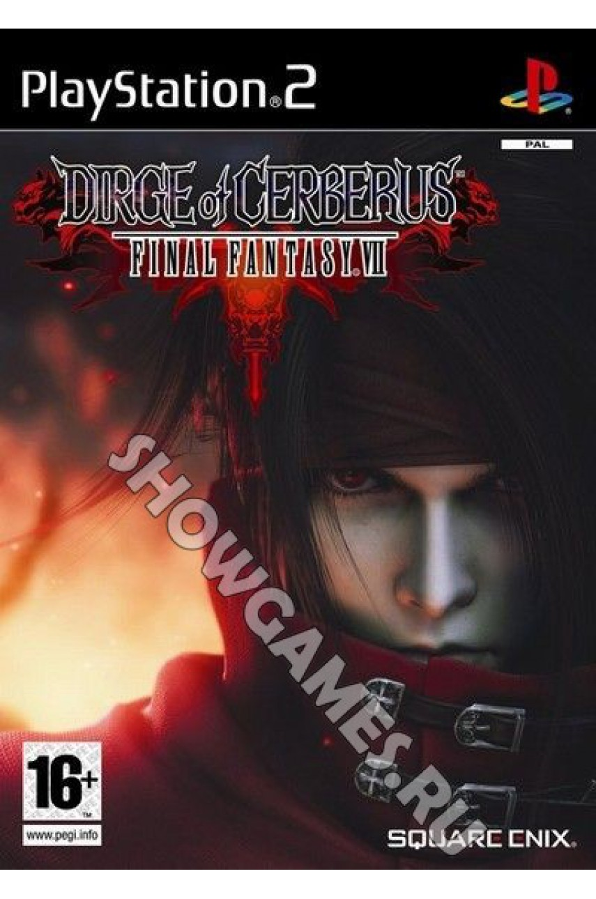 Final Fantasy VII: Dirge of Cerberus [PS2]