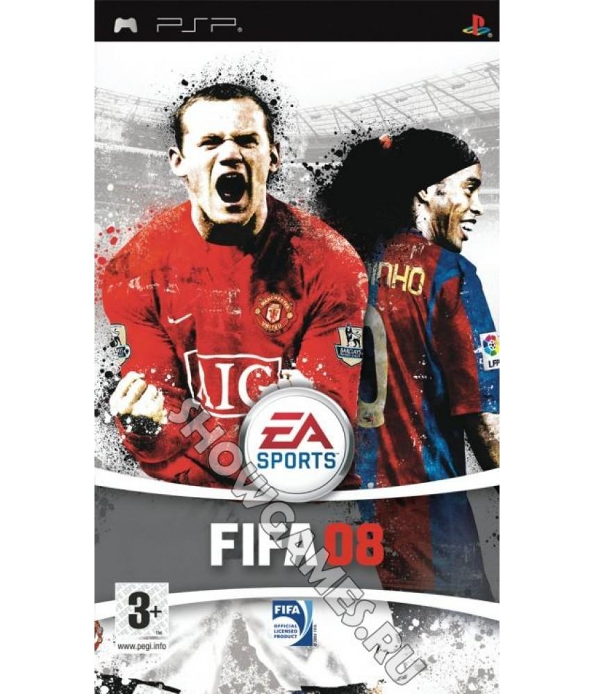 FIFA 08 [PSP]