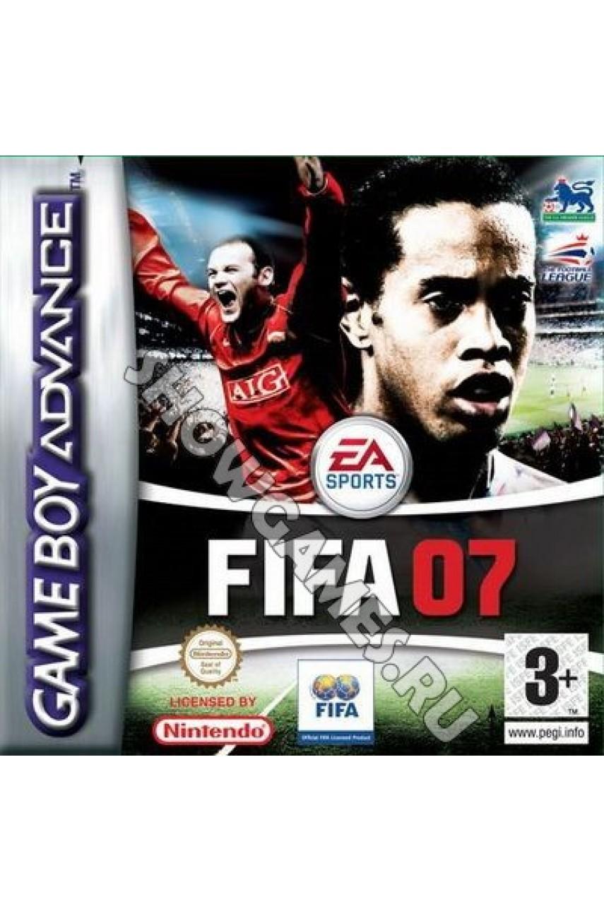 FIFA 07 [Game Boy]
