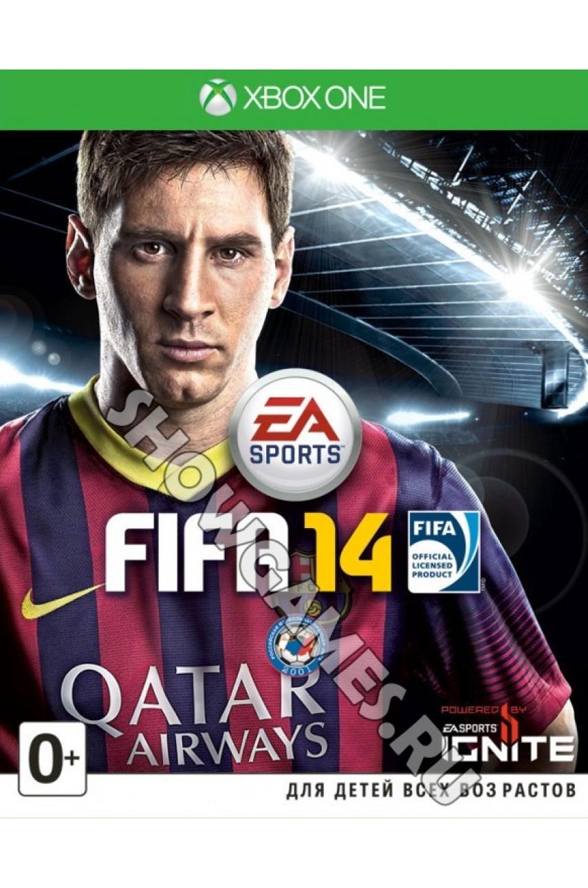 FIFA 14 [Xbox One]
