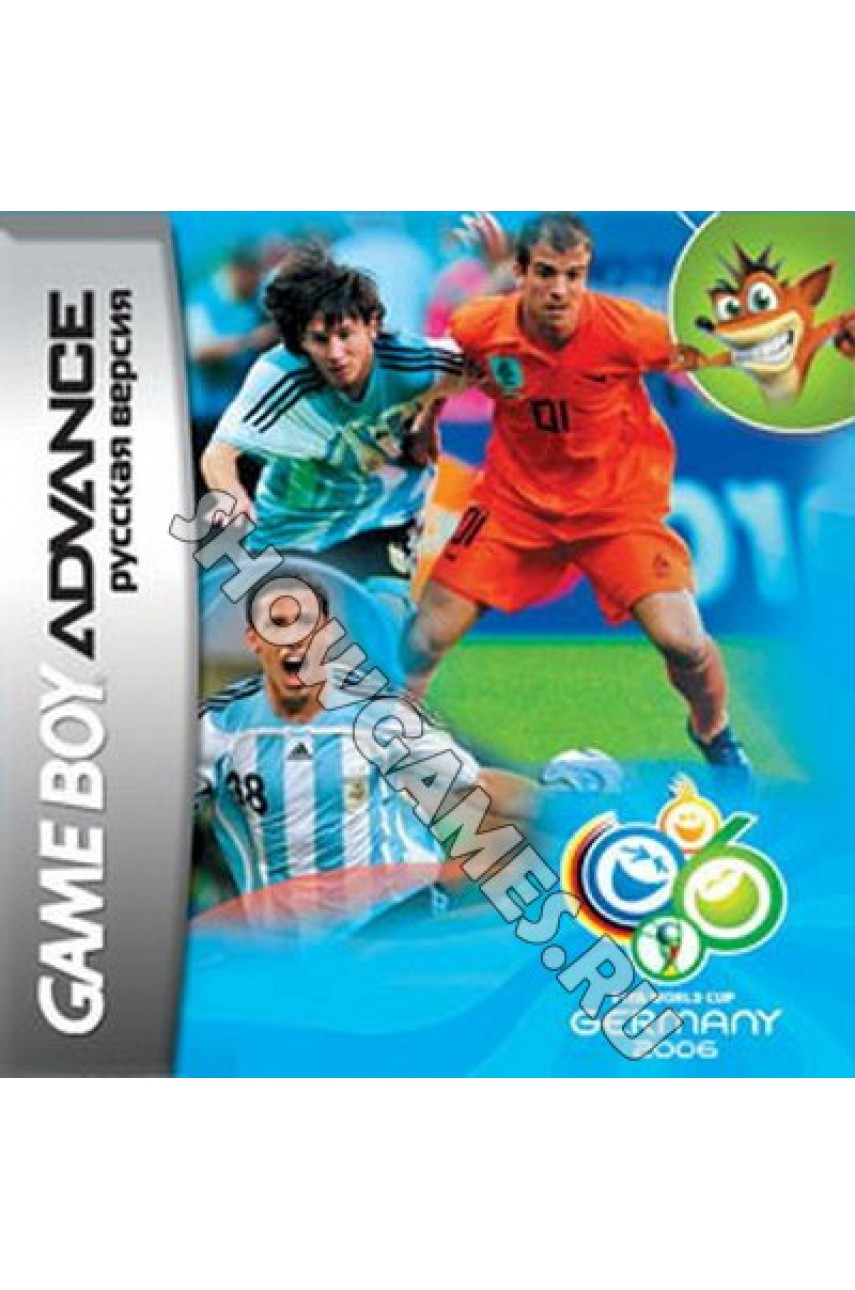 FIFA WORLD CUP 2006 GERMANY  [Game Boy]