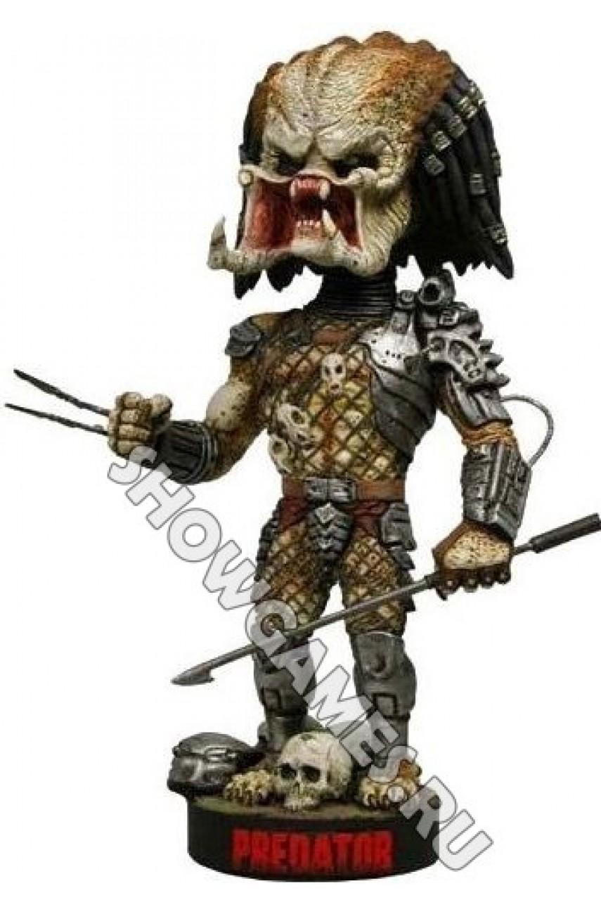 Фигурка Predators - With Spear Head Knocker (Башкотряс)