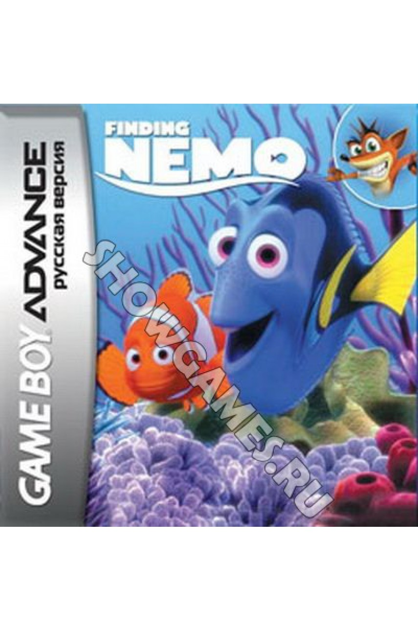 Finding Nemo [Game boy]