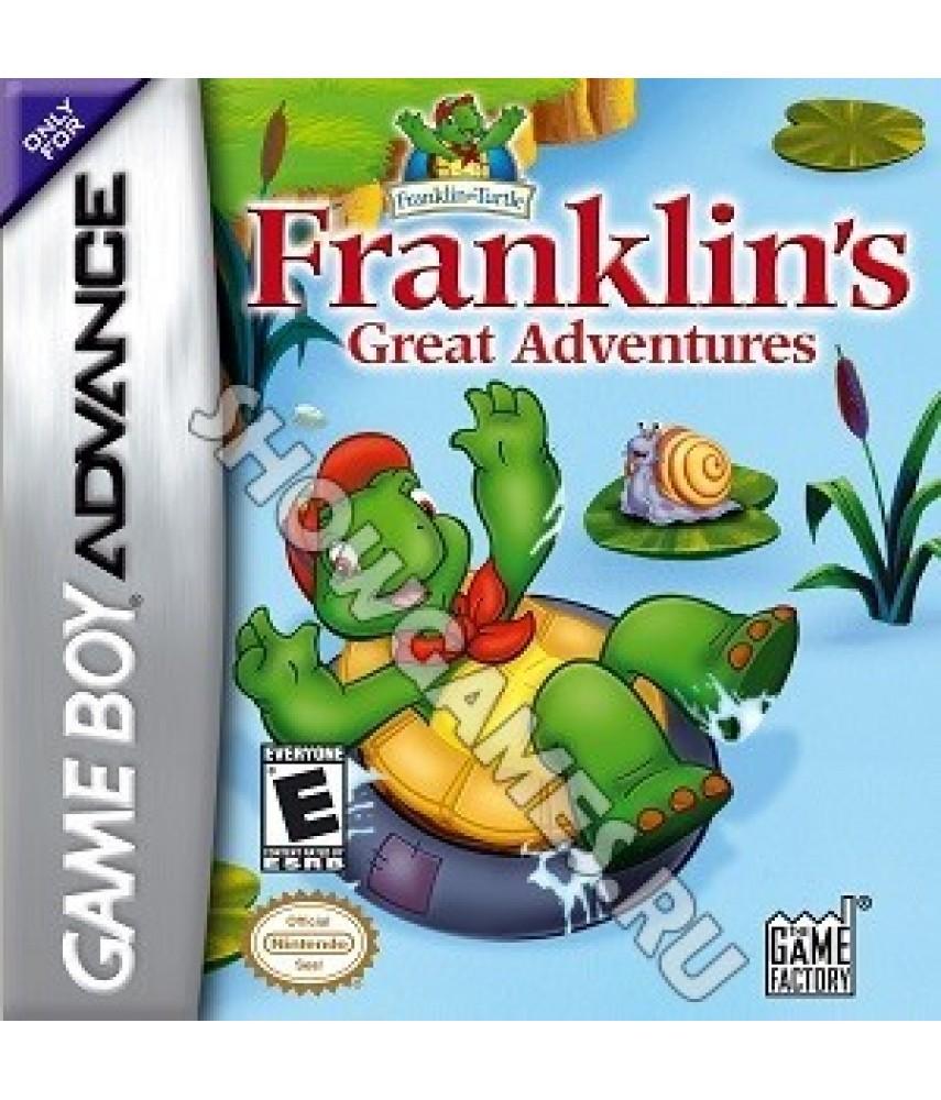 Franklin Great Adventures [Game Boy]