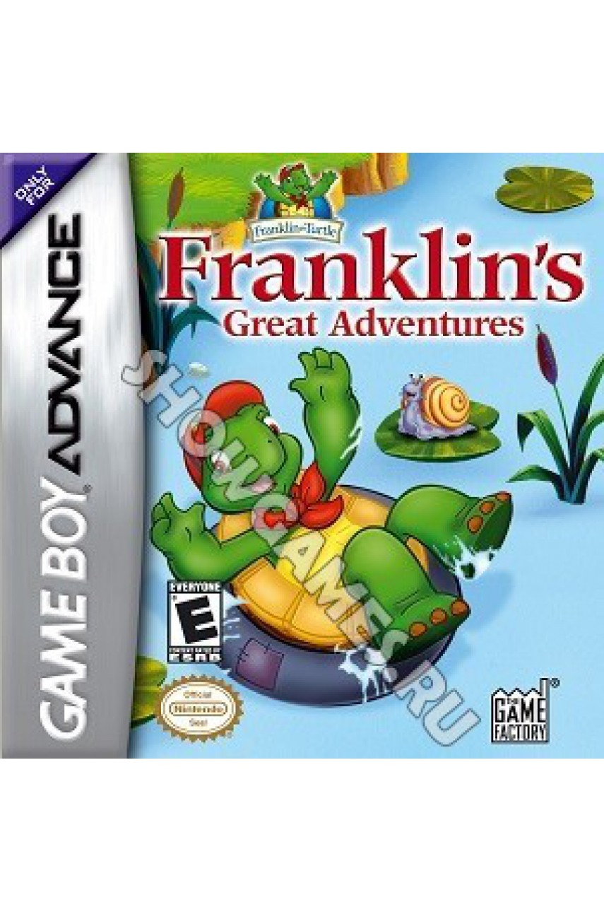 Franklin Great Adventures [Game Boy]