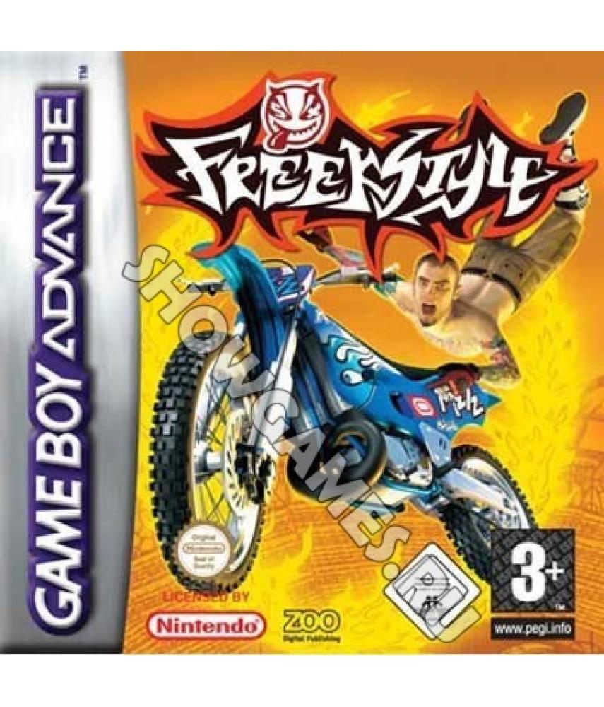 Freekstyle (Русская версия)  [Game Boy]
