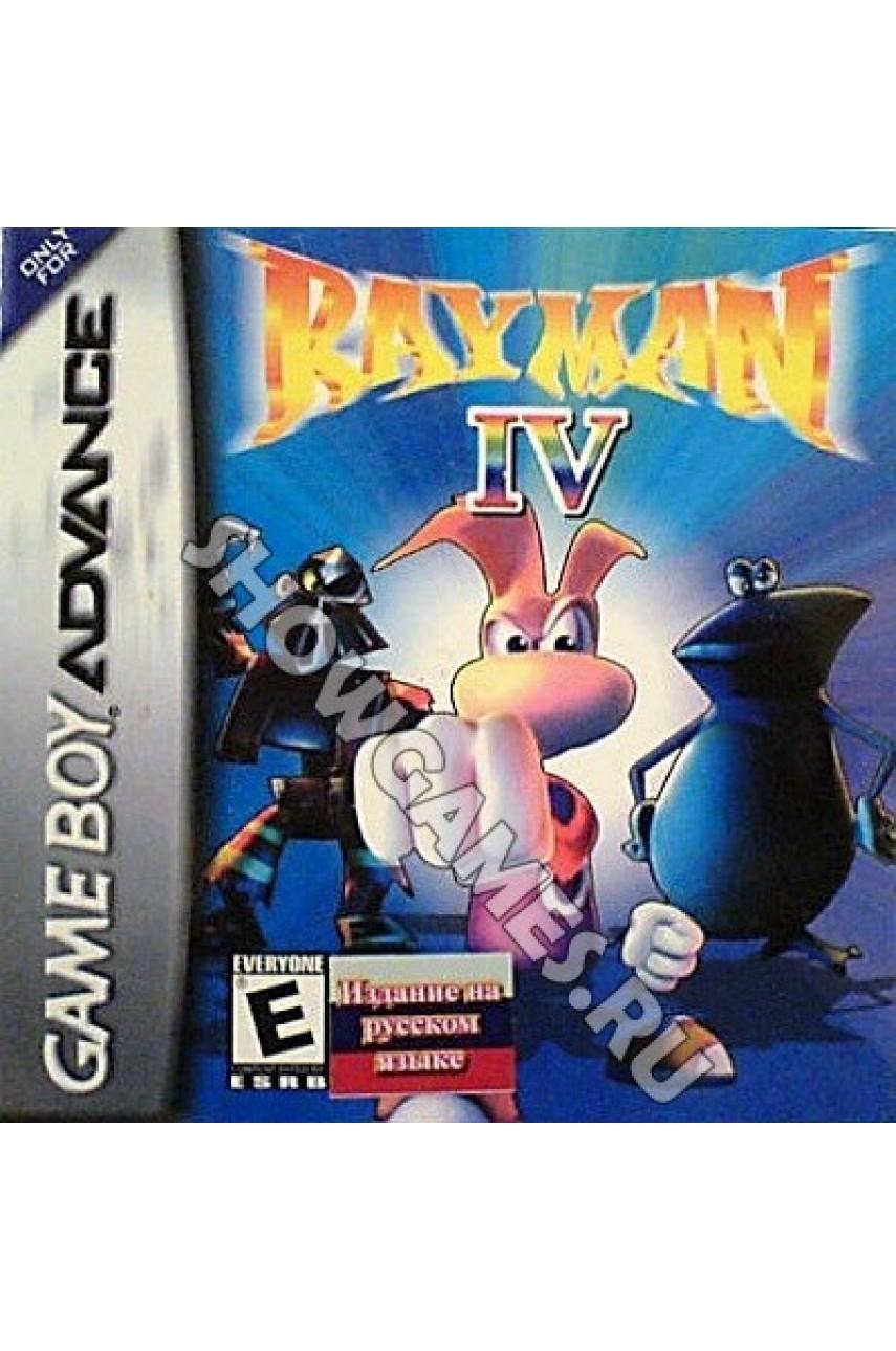 Rayman 4 [GBA]