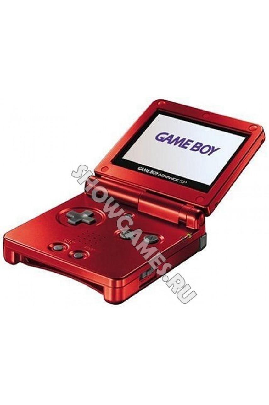 Игровая приставка Game Boy Advance SP