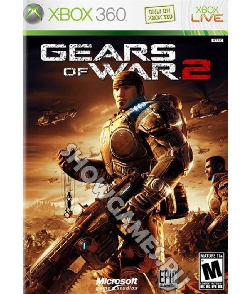 Gears of War 2 (Русские субтитры) [Xbox 360]