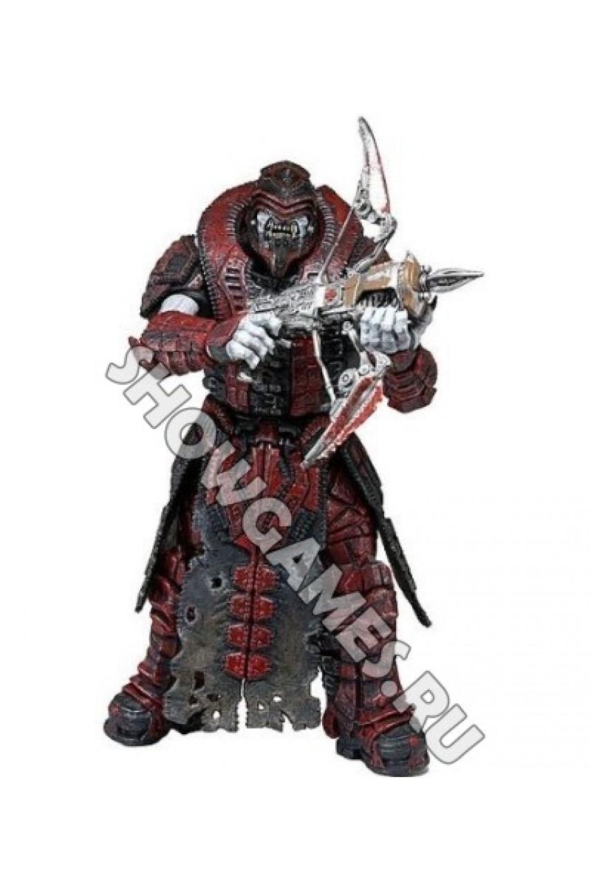 Gears of War 3. Series 2 - фигурка Theron Sentinel
