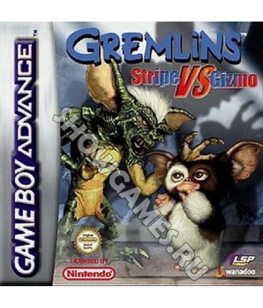 Gremlins: Stripe vs Gizmo [Game Boy]