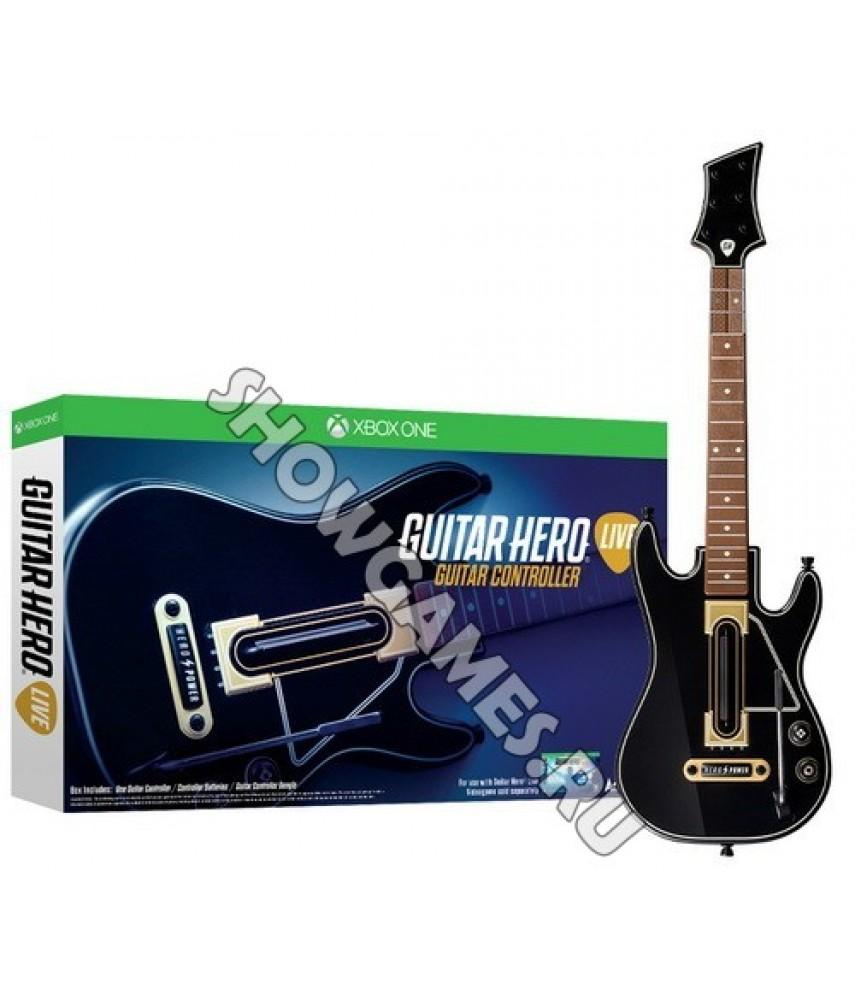 Guitar Hero Live Controller (контроллер - гитара) [Xbox One]