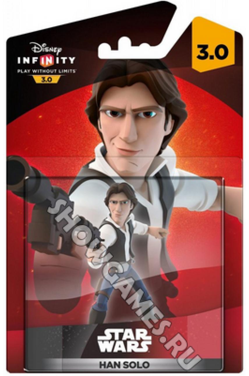 "Disney Infinity 3.0 (Star Wars): Фигурка персонажа ""Хан Соло [Han Solo]"""