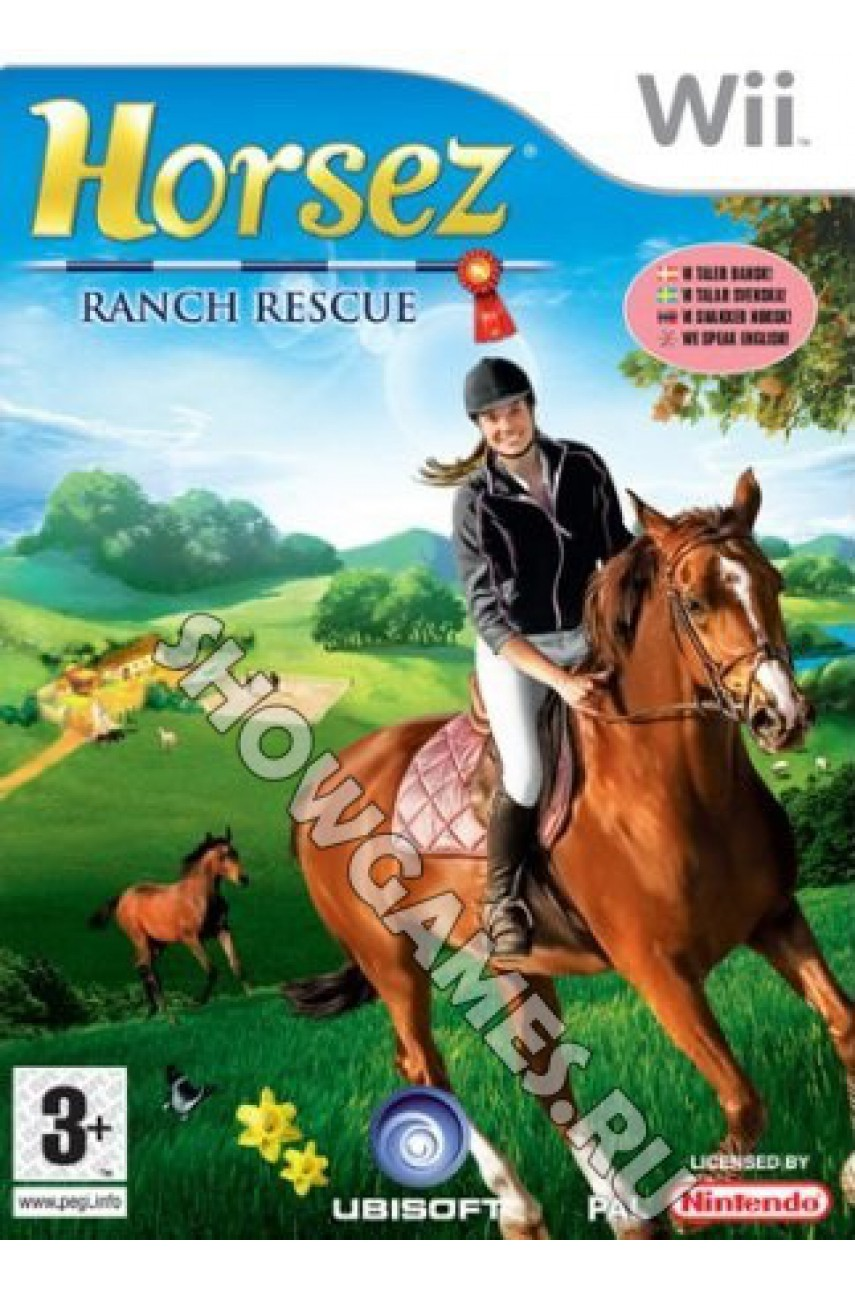 Horsez: Ranch Rescue [Wii]