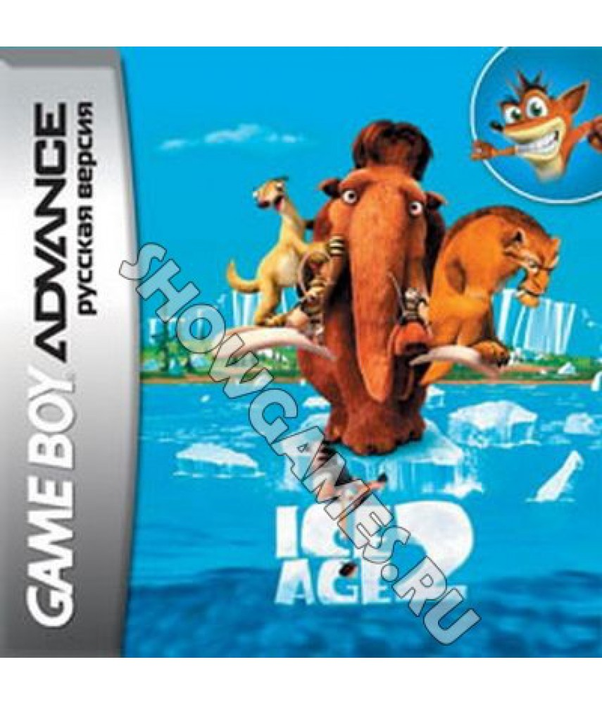 Ice Age 2: The Meltdown [GBA]