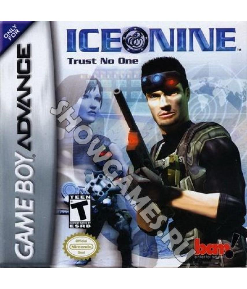 Ice Nine  (Русская версия)  [GBA]