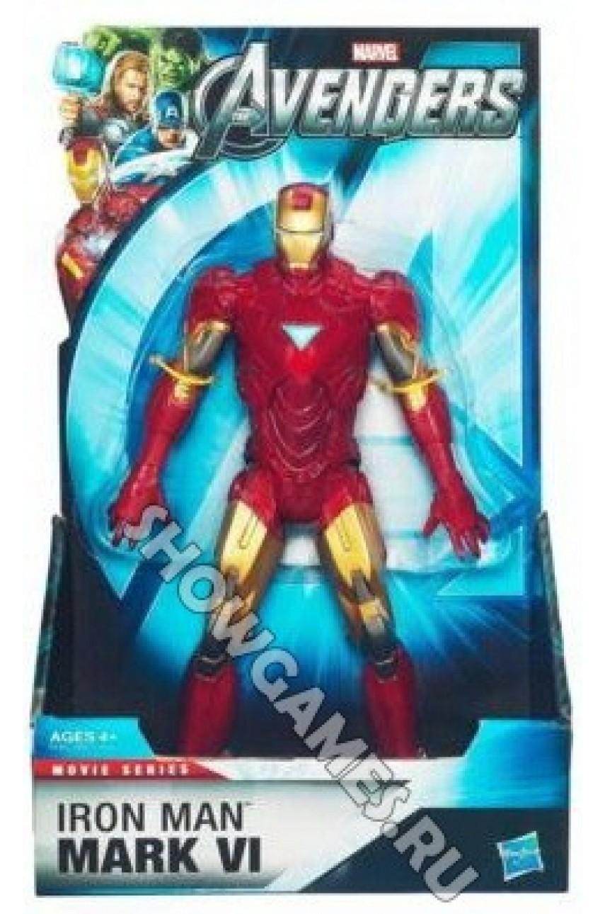 Фигурка Железный человек Марк 6 (Marvel the Avengers. Iron Man Marl VI)