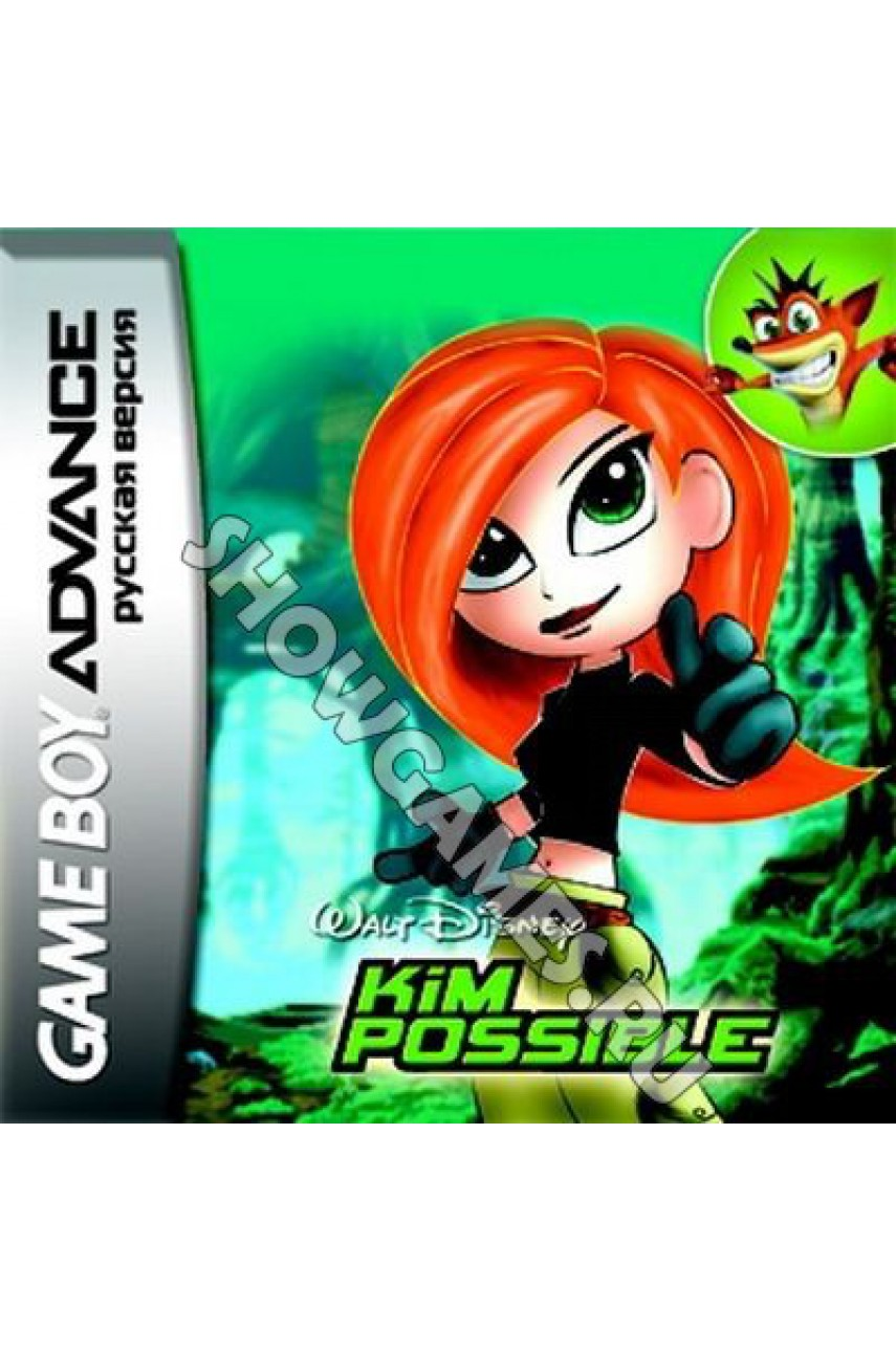 Kim Possible: Revenge of Monkey Fist [GBA]