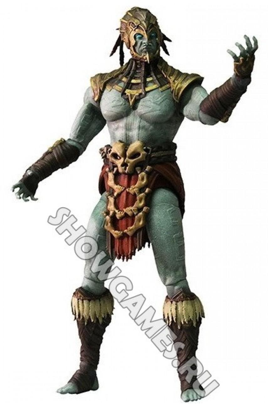 Фигурка Mortal Kombat X - Kotal Kahn 15 см