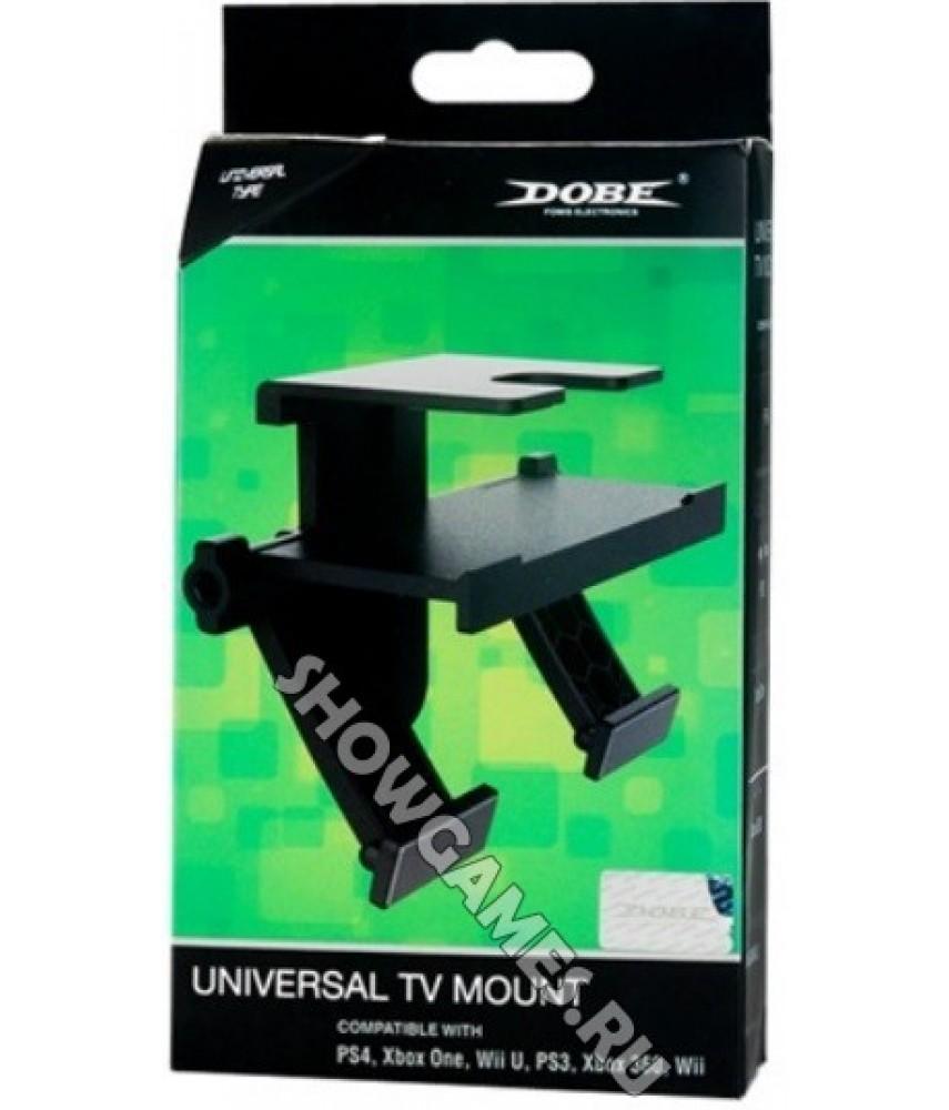 Крепление камеры универсальное Playstation/Xbox/Nintendo на телевизор [DOBE TYX-530]