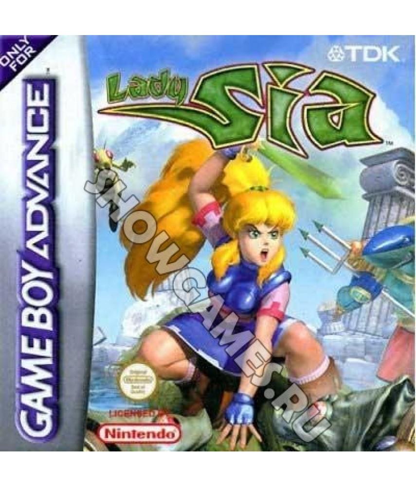 Lady Sia [Game Boy]