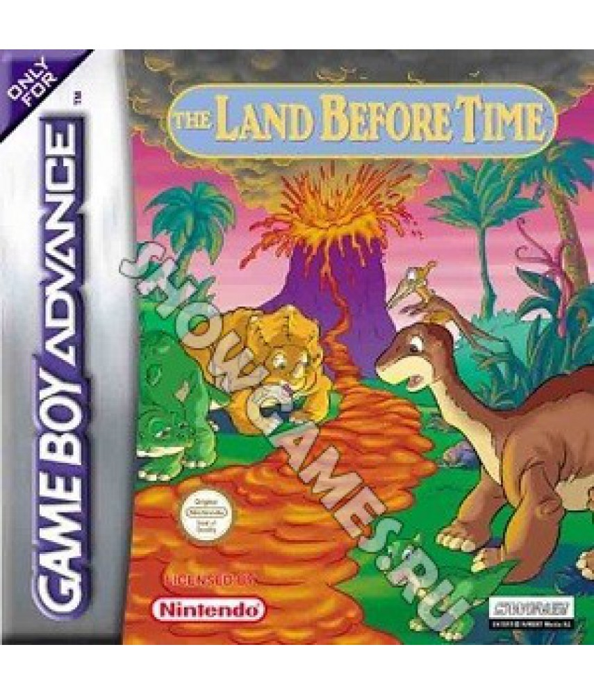 The Land Before Time [Game Boy]