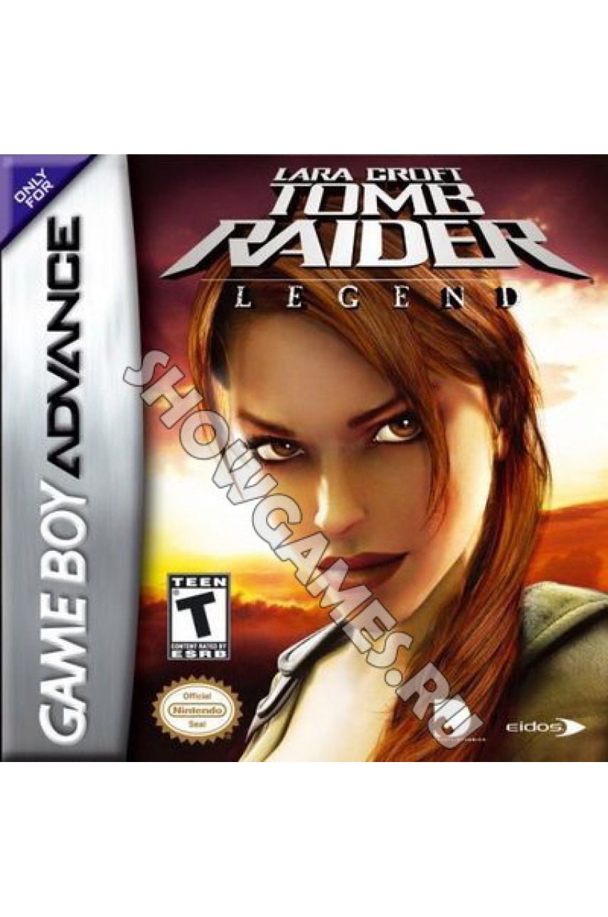 Lara Croft Tomb Raider: Legend [GBA]