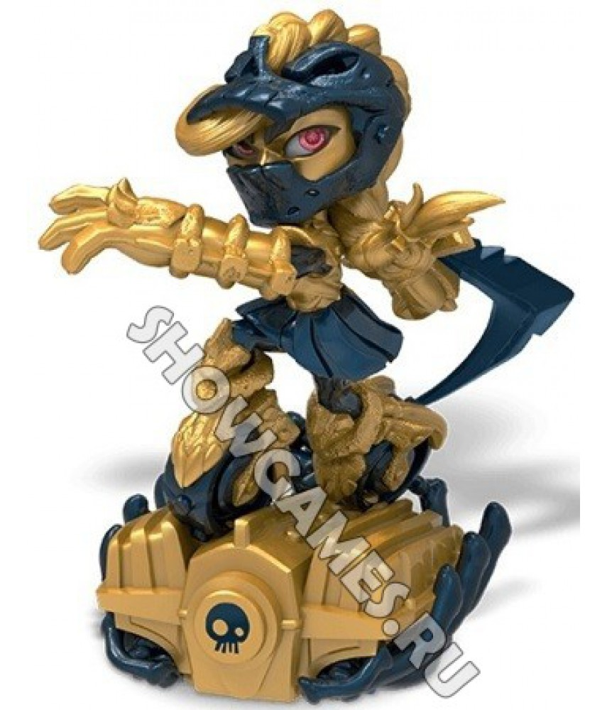 Skylanders SuperChargers. Фигурка Legendary Bone Bash Roller Brawl [Скайлендер-суперзаряд]