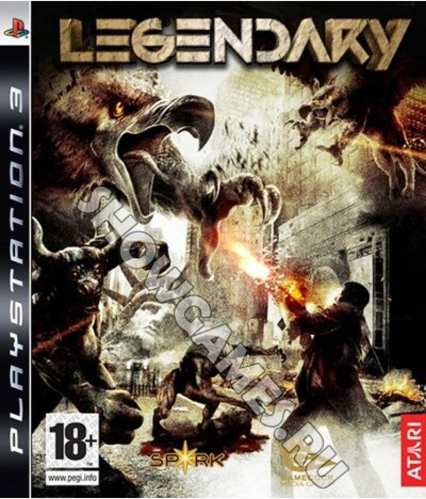 Legendary [PS3]