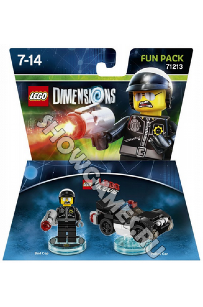 LEGO Movie Bad Cop Fun Pack - LEGO Dimensions 71213