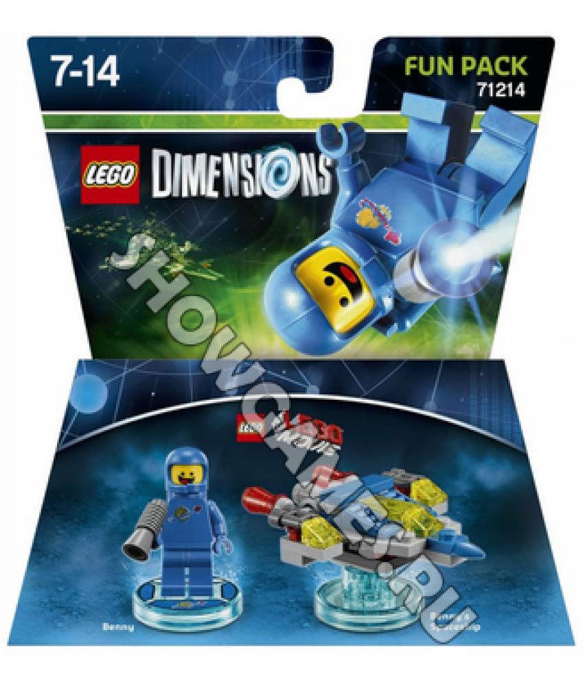 LEGO Movie Benny Fun Pack - LEGO Dimensions 71214