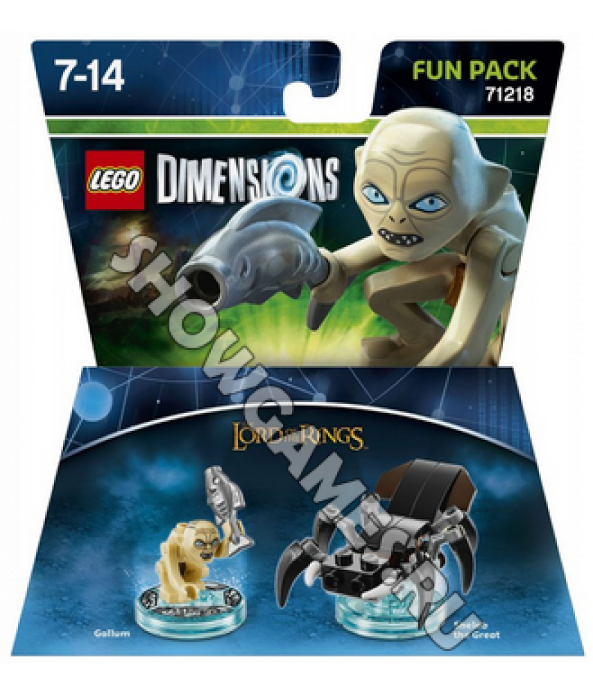 Lord of the Rings Gollum Fun Pack - LEGO Dimensions 71218