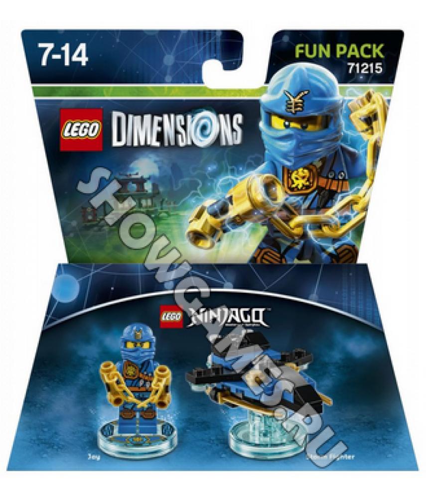 Ninjago Jay Fun Pack - LEGO Dimensions 71215