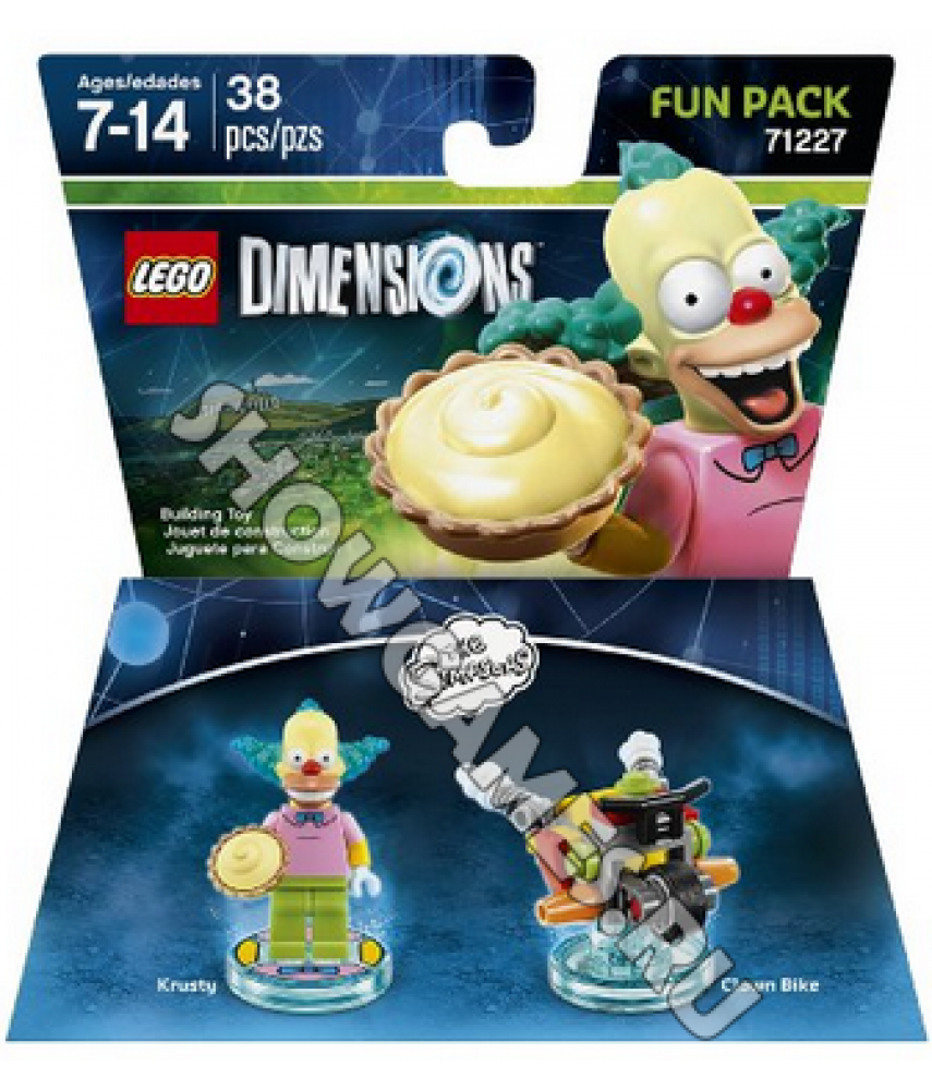 Simpsons Krusty Fun Pack - LEGO Dimensions