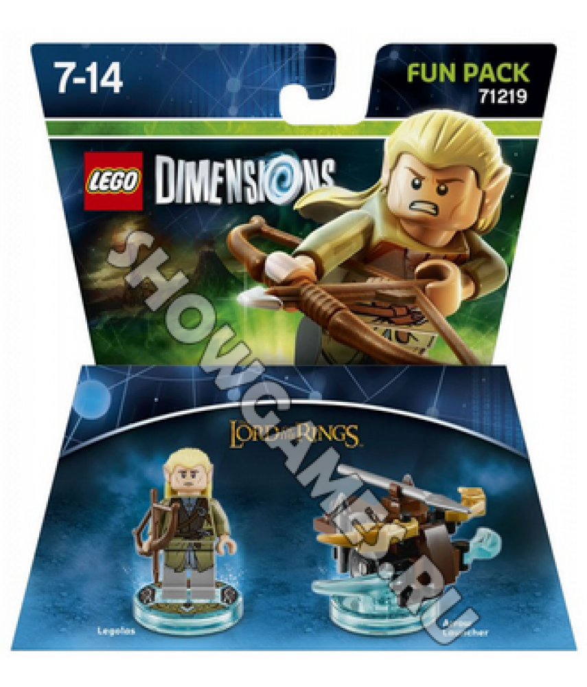 Lord of the Rings Legolas Fun Pack - LEGO Dimensions 71219
