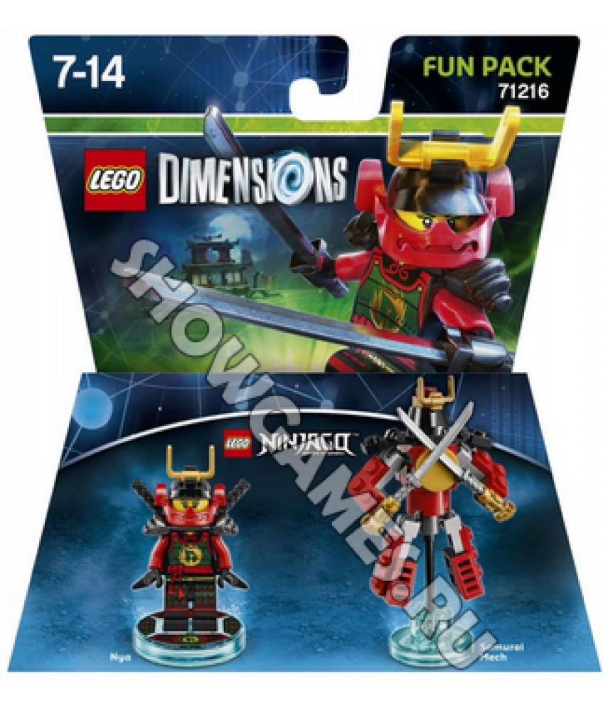 Ninjago Nya Fun Pack - LEGO Dimensions 71216