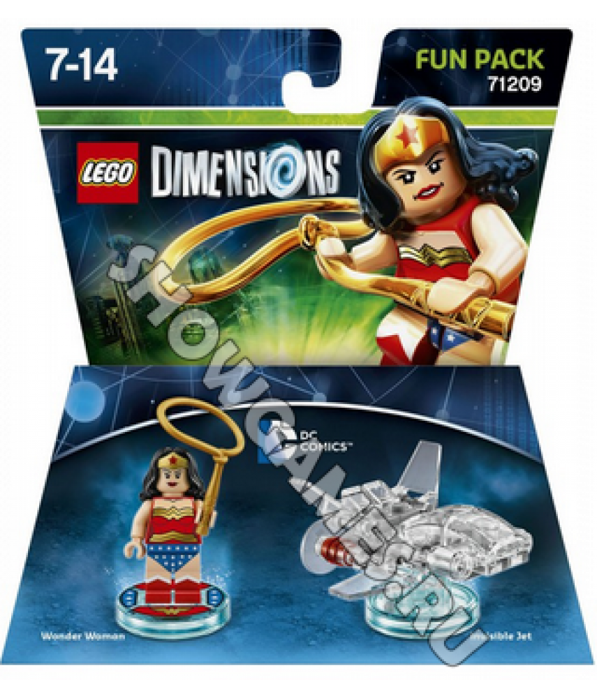 DC Wonder Woman Fun Pack - LEGO Dimensions 71209