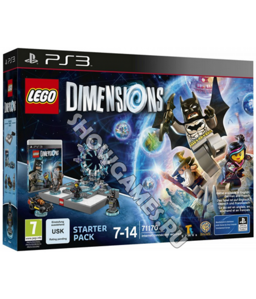 LEGO Dimensions Starter Pack [PS3]