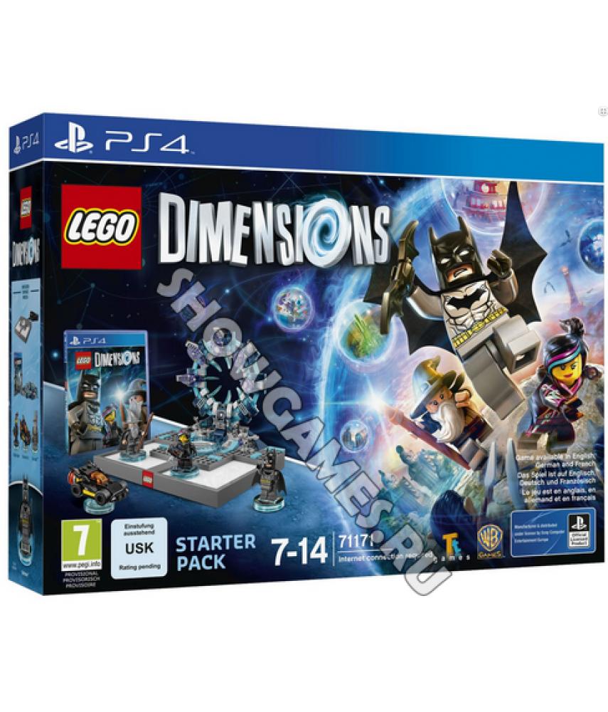 LEGO Dimensions Starter Pack [PS4] (Bundle copy)