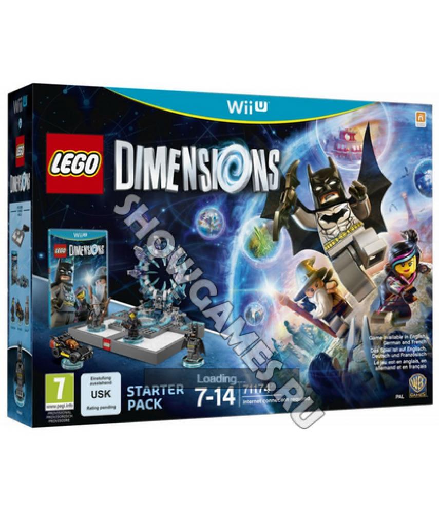 LEGO Dimensions Starter Pack [Wii U]