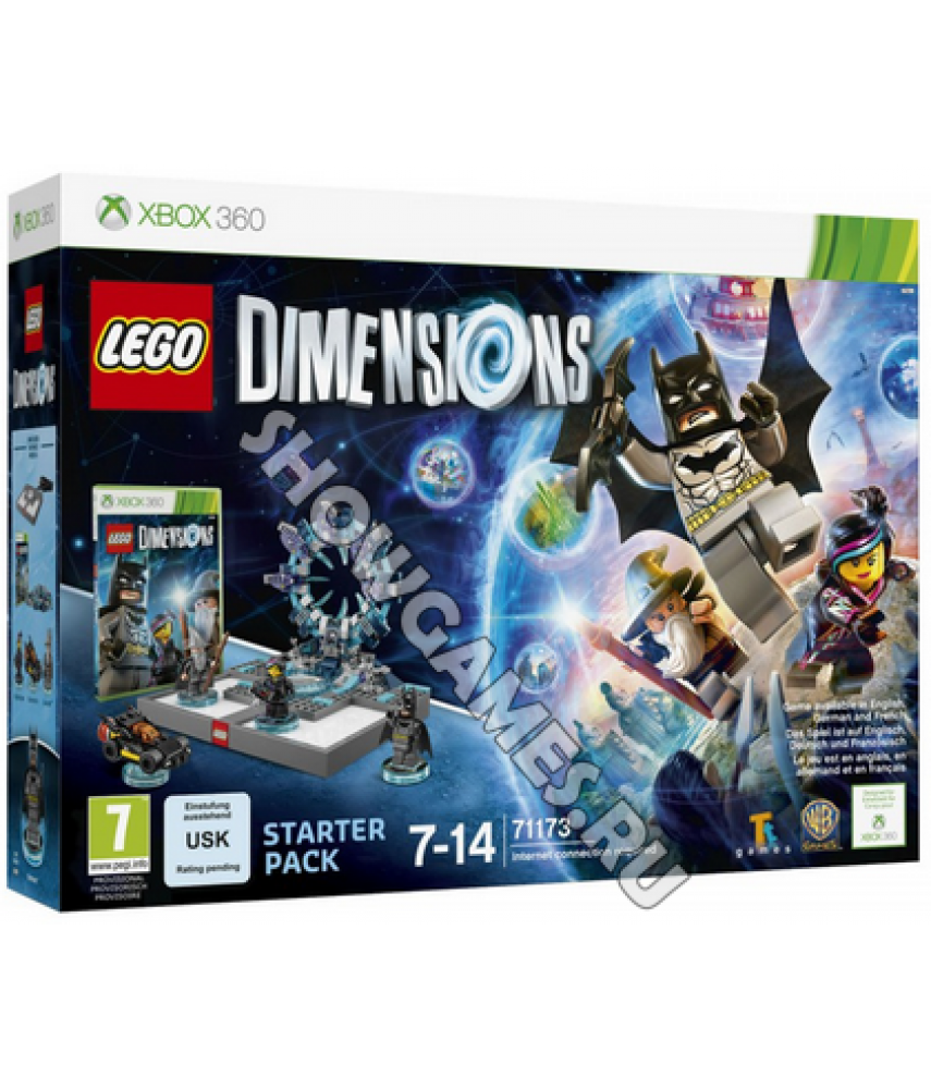 LEGO Dimensions Starter Pack [Xbox 360]